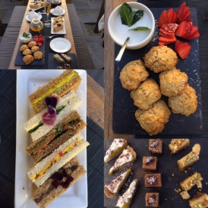 Vegan Afternoon Tea At La Suite West