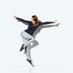 Jodi Kerschl Bellum interview - Run Wild Leggings