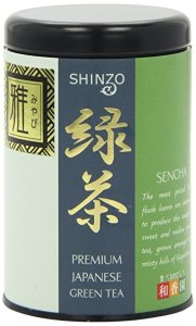 top five emergency pick me ups - shinzo powdered sencha