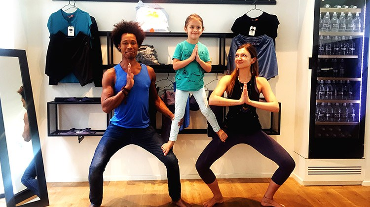 WE WENT: Charity Yoga Flow with Starseeds and Another Space