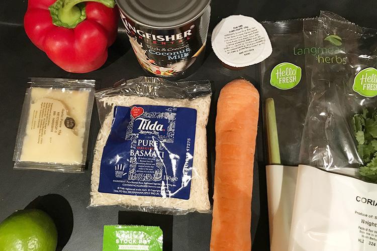 Hello Fresh Gluten Free review