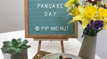 Pip & Nut x SMEG Pancake Flip Off