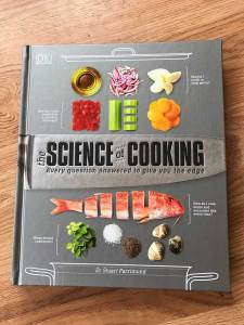 Science of Cooking review