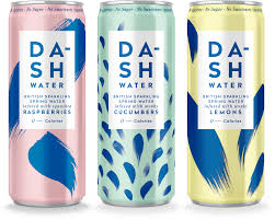 Dry January - Dash Water