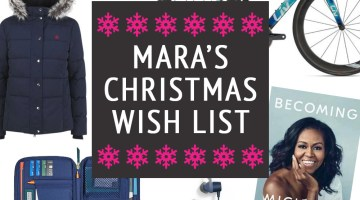 Mara christmas wish list