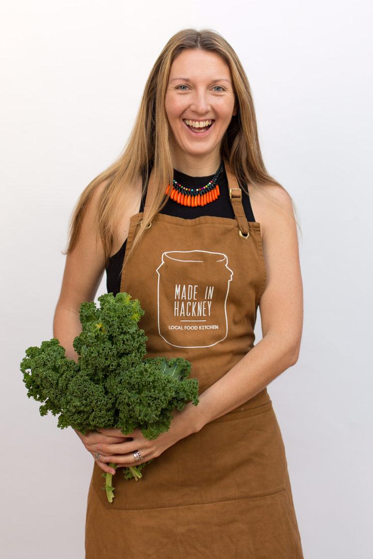 Sarah Bentley from Made in Hackney