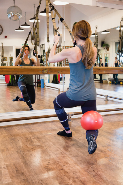 London Barre - Vicki Anstey from Barreworks