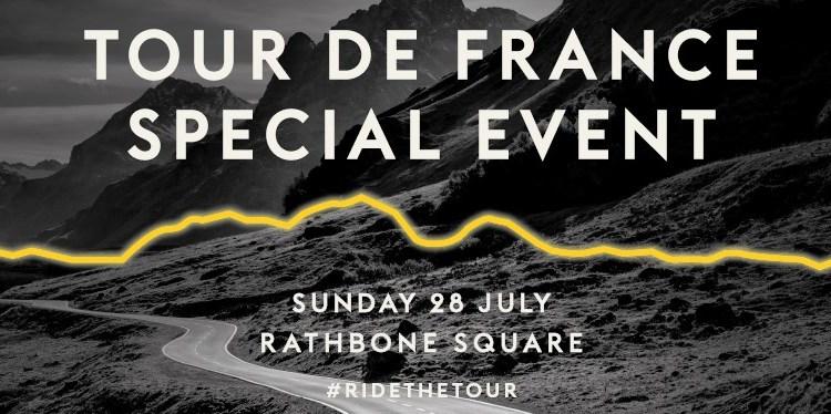 Tour de France with Digme