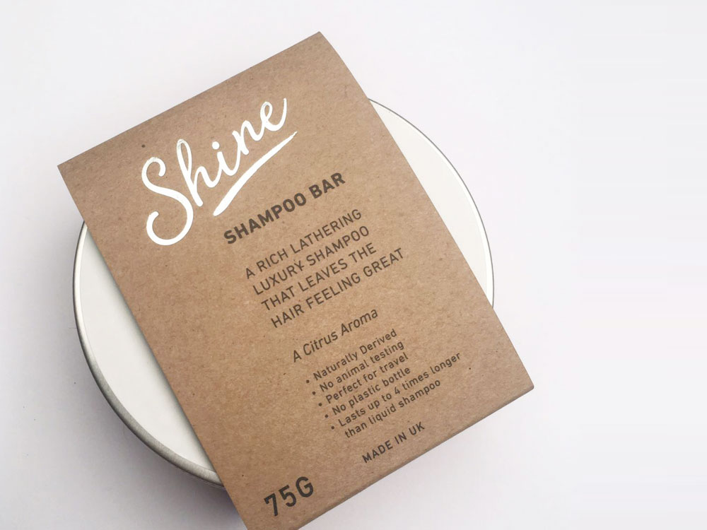 Shine Shampoo Bar