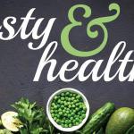 tasty healthy cookbook
