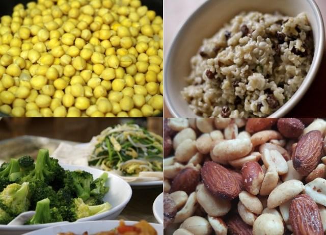 Complete Vegetarian Proteins