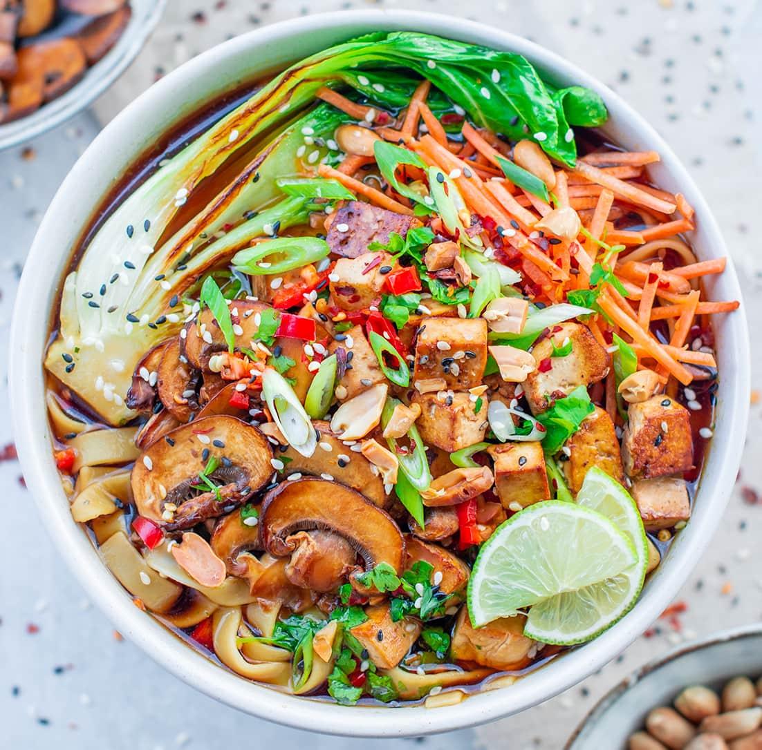 ramen soup recipe