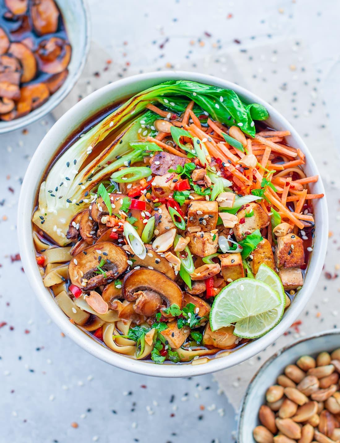 vegan ramen soup recipe