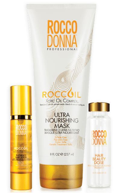 Radiance Hair serum -  Ultra Nourishing Mask 8 oz. -  Hair Beauty Dose