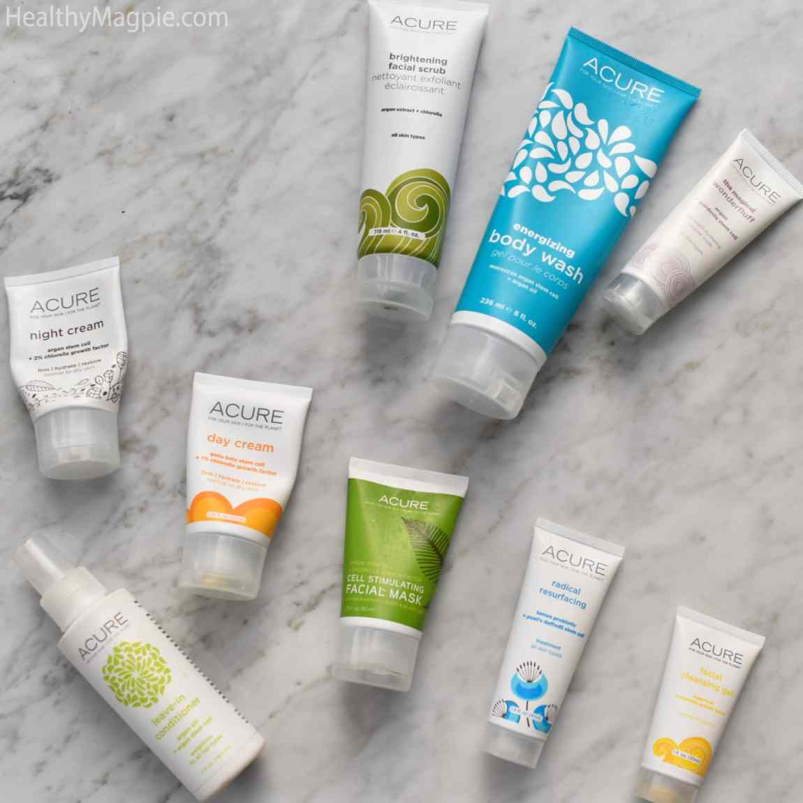 Acure Organics Skin Care: New Packaging, Hits And Misses