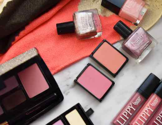 Pictures, reviews and swatches of Butter London paraben free makeup including velvety eyeshadows, talc-free blushes, healthy nailpolishes and Lippy lipsticks.