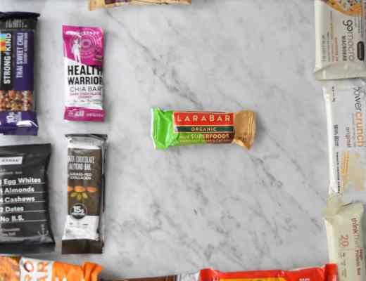 Picture and reviews - I've tried 13+ protein bars consistently over the past 13 years to help balance my blood sugar and insulin throughout the day. I used to rely heavily on Quest Bars. Now I'm more likely to eat RX Bars, Primal Kitchen paleo collagen bars, health warrior chia bars and most often, Organic Larabars.