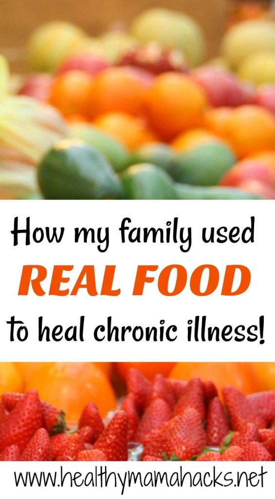 Real food is Real Medicine!