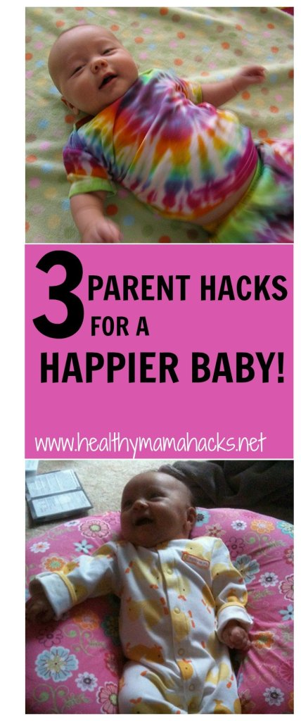 3 Tips to prevent a fussy baby!