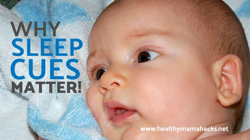 Why recognizing your baby's sleep cues can be a game changer for sleep!