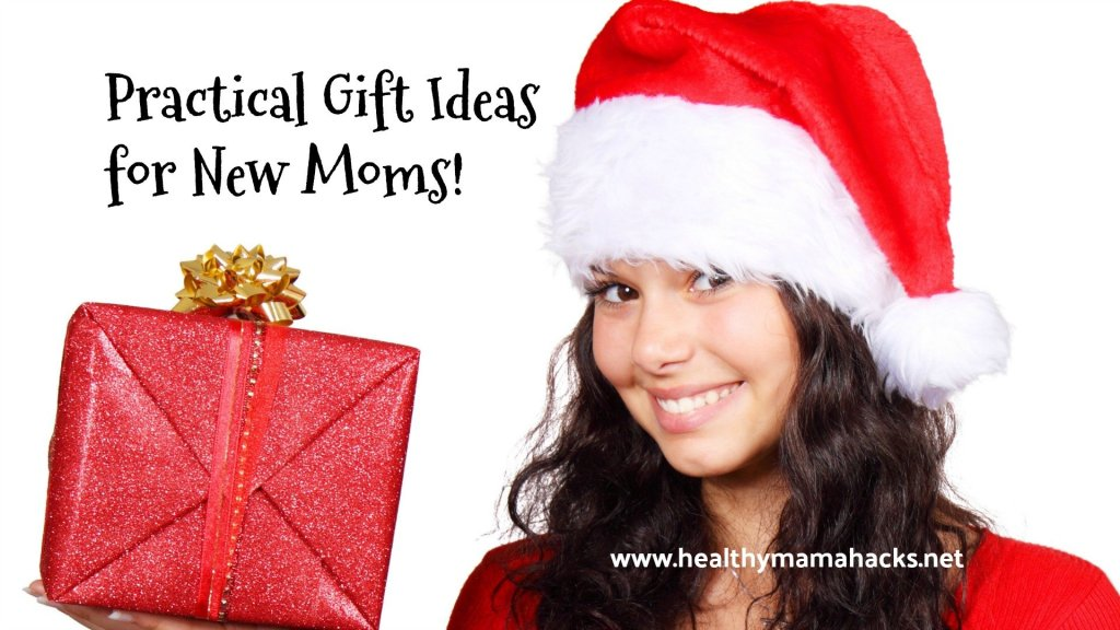 Practical gift ideas for new moms!