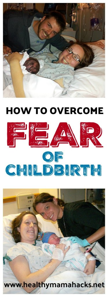 Overcome your fear of childbirth with these great tips! Experienced moms and childbirth workers share their best tips for getting over common fears and anxiety during pregnancy and childbirth. Stop pregnancy anxiety and overcome fear of birth with these great pregnancy resources. #pregnancyfears, #fearofchildbirth, #fearofbirth, #fearoflabor, laboranxiety, birthanxiety