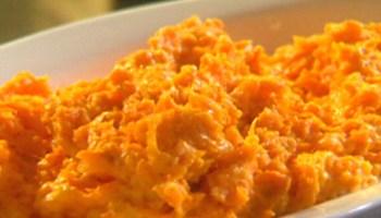 Naturally Sweet Mashed Potatoes