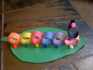 Easy Spring Craft for Kids | Healthy Mama Info