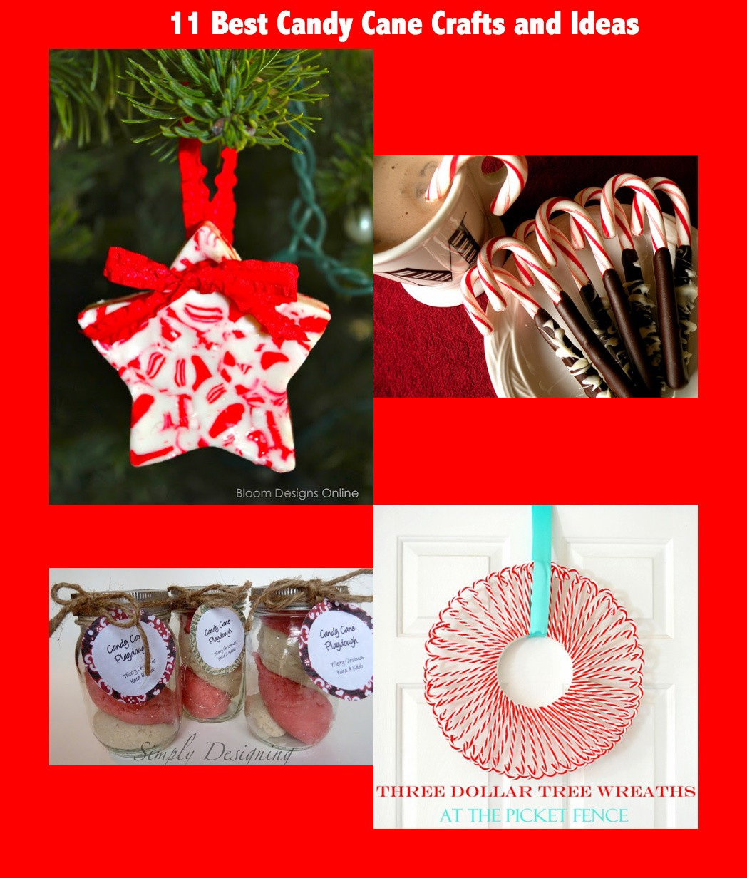 11 Best Candy Cane Crafts And Ideas