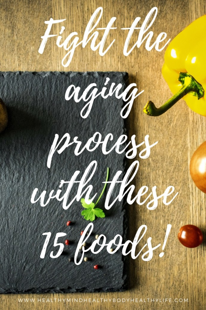 What food to eat to stay youthful and energetic