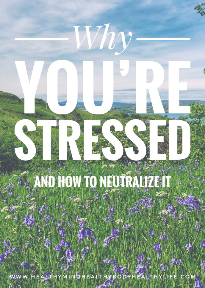How to neutralize stress
