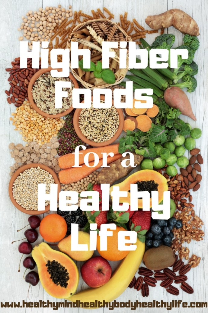 A diet of high fiber foods is essential in maintaining our overall health. Fiber combats disease and can assist with weight loss.