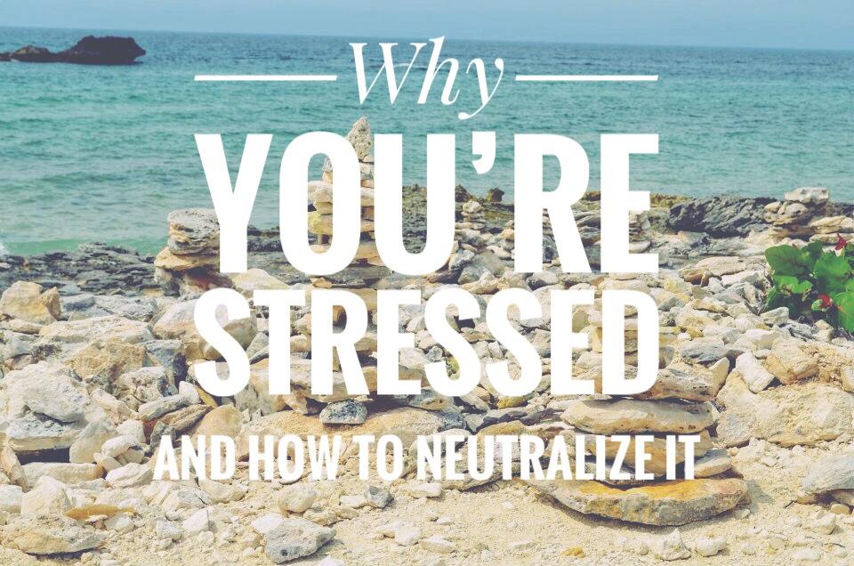 How to neutralize stress