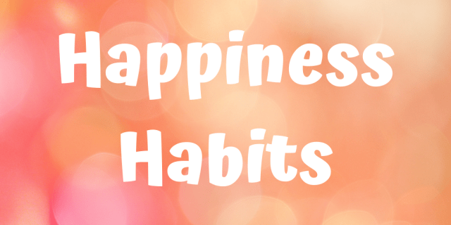 Include these daily happiness habits in your life to improve feelings of purpose and joy everyday. Random kindness can boost happiness!