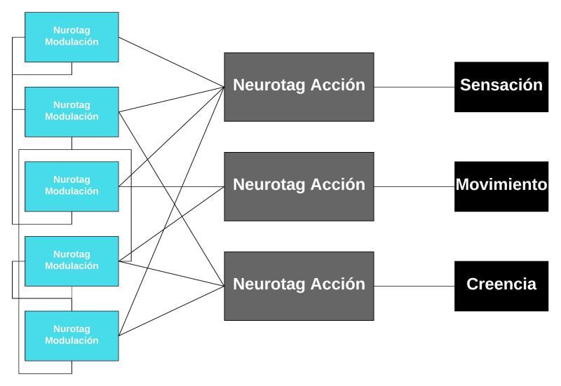 Modelo de las Neurotags