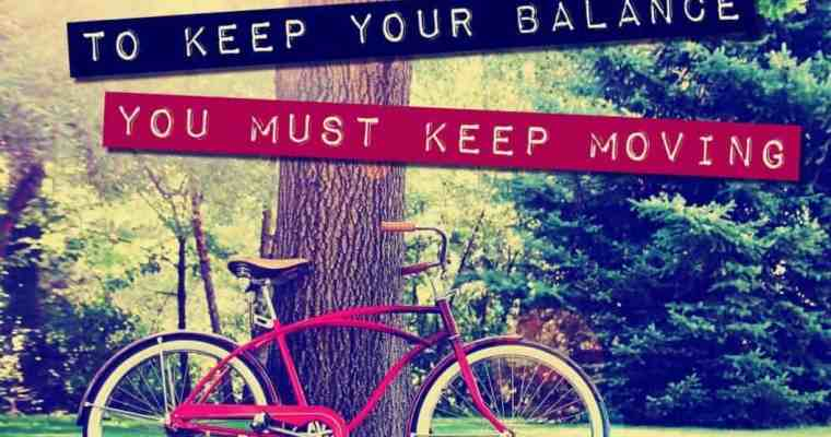 Why is a balanced lifestyle important? Keys for Life!