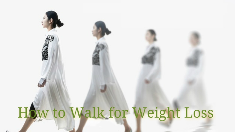 How to Walk for Weight Loss