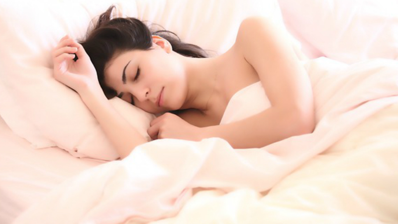 Lose Weight While You Sleep, The Natural Way