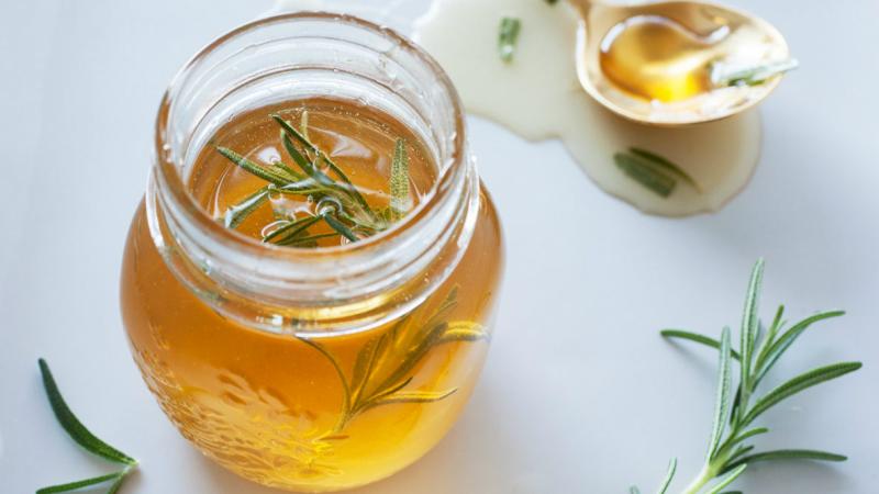 Herb-Infused Honey