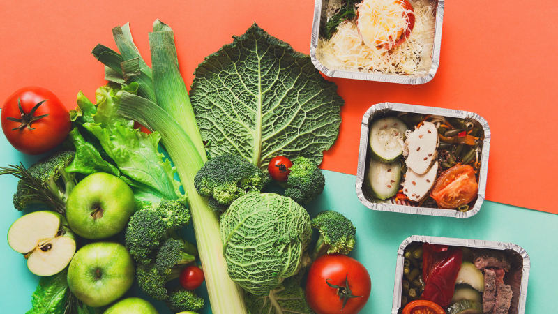 Cutting down on carbohydrates with the Atkins diet is easy when you see the wide variety of proteins and vegetables that are on the acceptable foods list.
