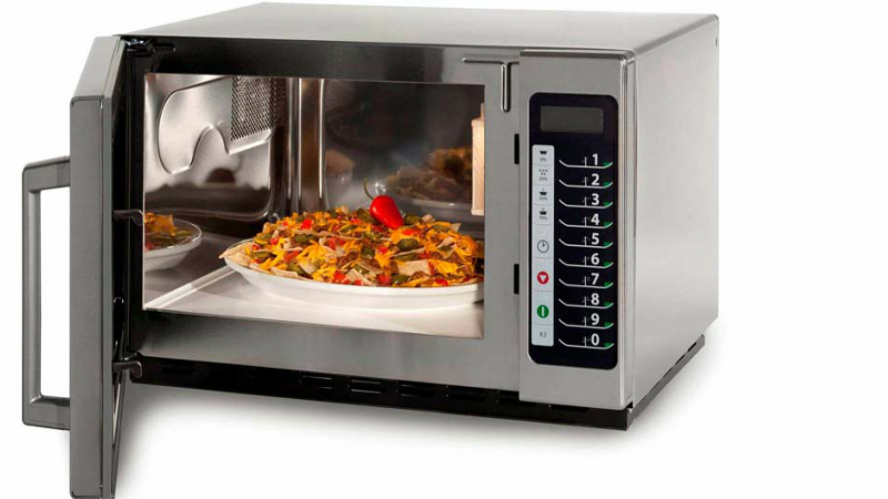 Microwave for Cooking