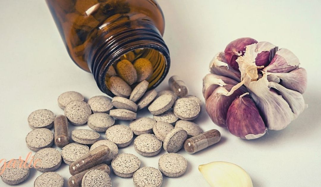 Using Garlic Pills as a Supplement