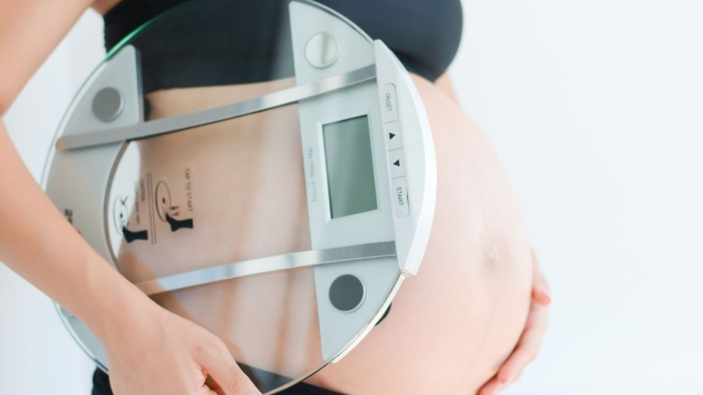 weight should you gain during pregnancy,