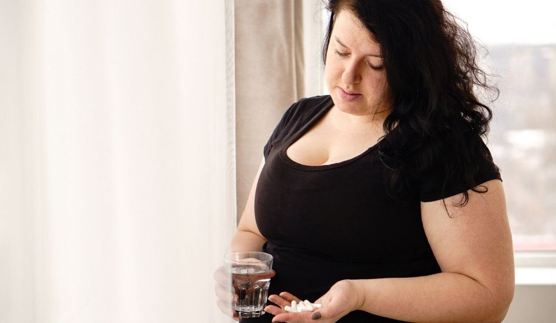A Pill-A-Day Technique to Weight-loss