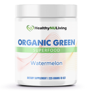 Organic Super Greens - Watermelon