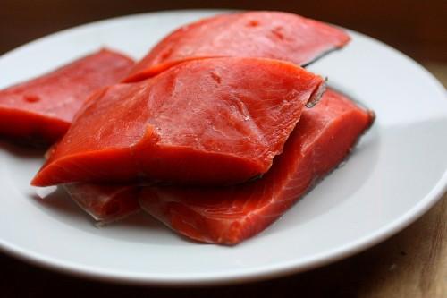 2.Alaskan Wild Salmon