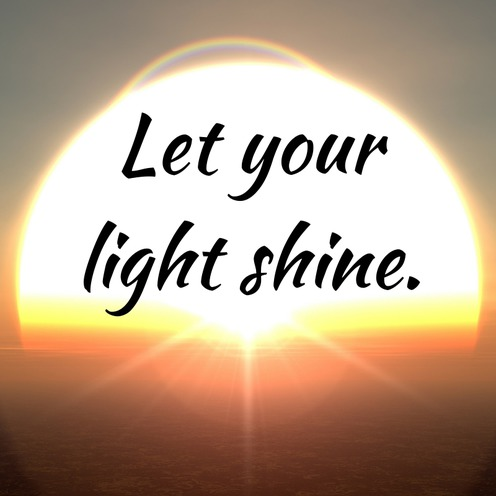 Let Your Light SHINE!! - Relationship Coaching -A Healthy ...