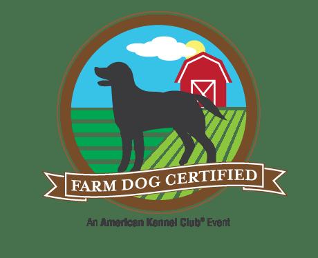 ACK Farm Dog Logo