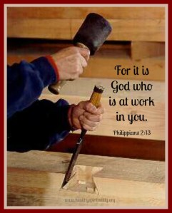 God Is At Work Within – Lectio Divina