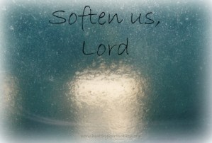 Soften Us – Prayer – Edwina Gateley